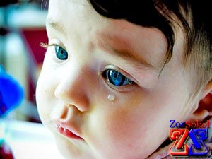 Фото - слезятся глазки у ребенка