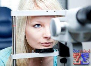Проверяйте здоровье глаз не реже 2-х раз в год