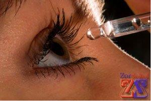 Глазные капли для лечения глаукомы