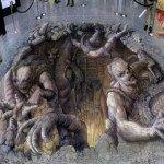 Иллюзия 3D: гости из ада