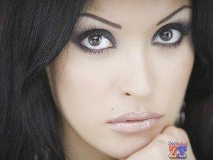 Идеальная форма глаз