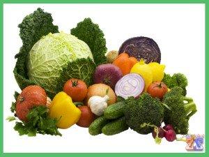 Продукты для питания при катаракте