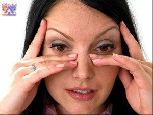 Аллергический конъюнктивит может быть от всего