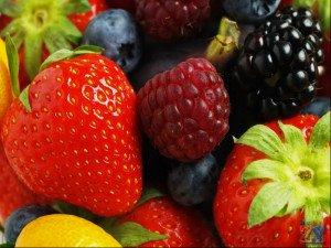 Все ягоды полезны для зрения