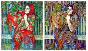 Разное видение цветов мужчин и женщин