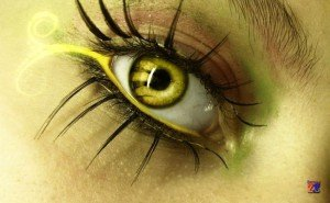 Почему желтеют зрачки?