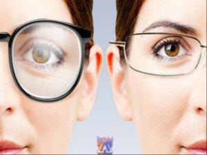 Сложная геометрия - высокое качество зрения