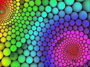 Цветотерапия - один из методов улучшения зрения