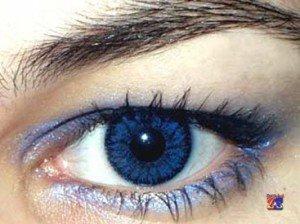 Глубина синего взгляда