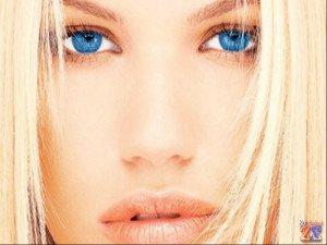С помощью цветных линз можно создавать разные образы