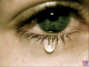 Один из побочных эффектов - слезотечение