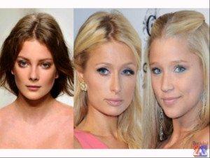 Делая макияж, нужно учитывать форму глаз