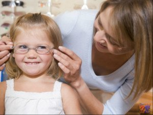 Основная терапия - очки и контактные линзы