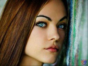 """С оттеночными линзами глаза можно """"менять"""" каждый день"""