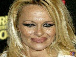 """Плохой макияж может испортить даже """"звездное лицо"""""""