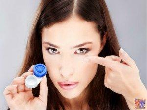Пользоваться контактными линзами не так трудно