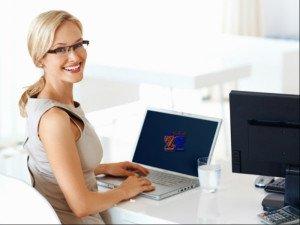 Защитить глаза компьютерными очками