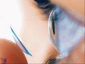 При ношении  контактных линз следует строго соблюдать правила их использования