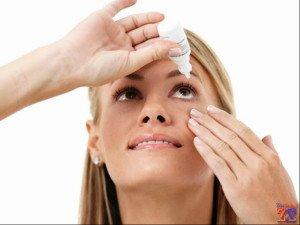 Какие препараты могут помочь глазам?