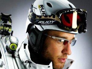 Маску можно носить с очками для зрения