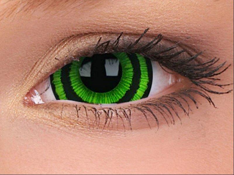 линзы для глаз