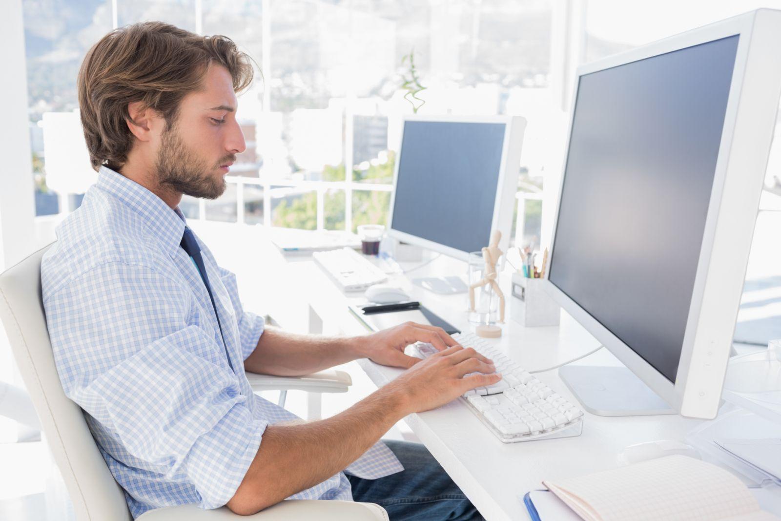 Как защитить глаза от компьютерного воздействия?