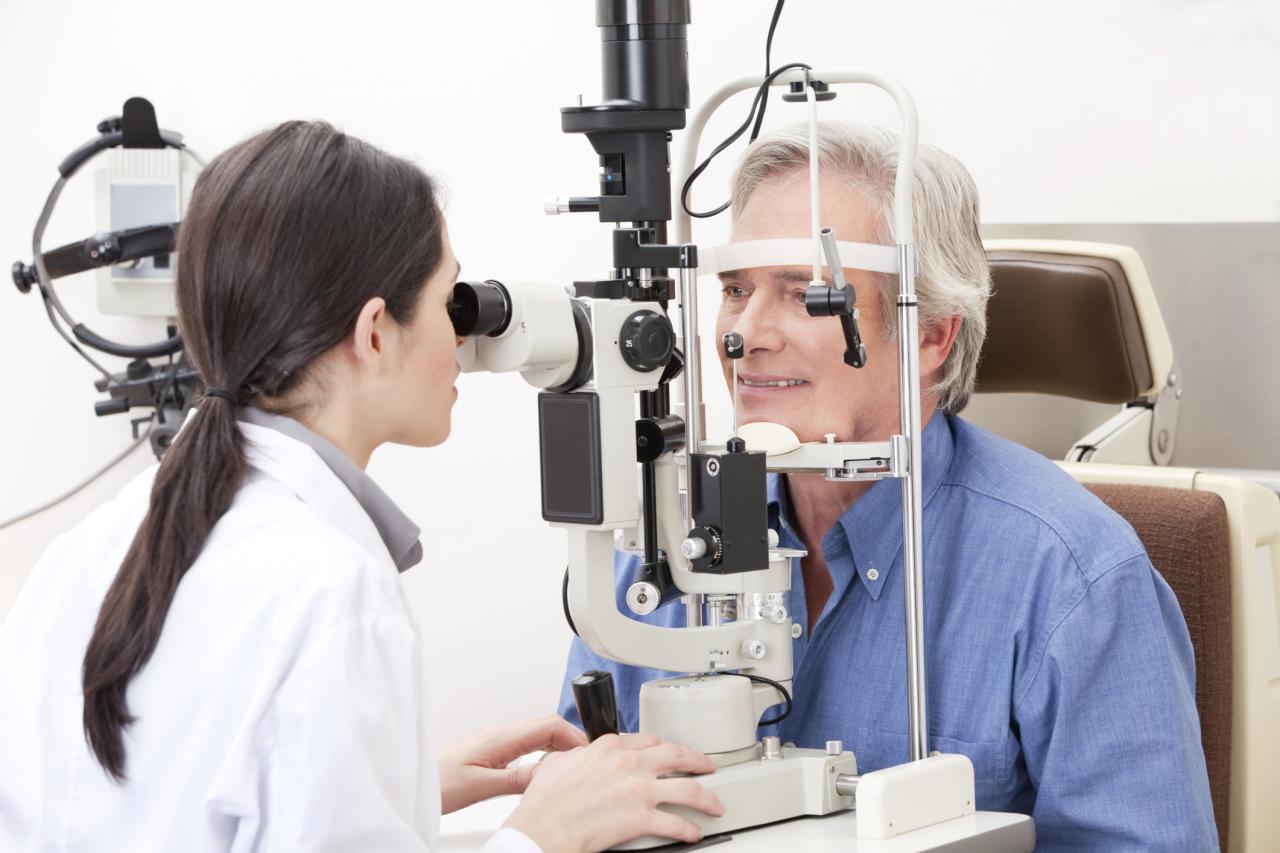Как можно справиться с глаукомой?